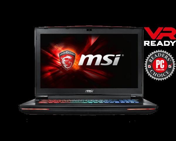 MSI GT72 6QE
