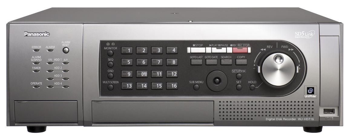 PANASONIC WJ-HD716