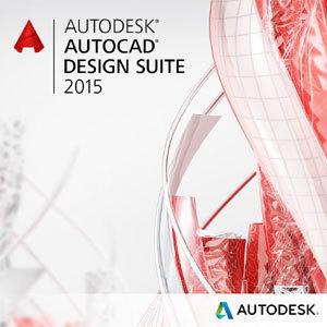 AutoCAD Design Suite Standard 2015 – 768G1-549527-7801