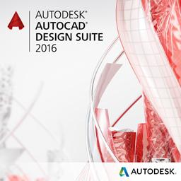 AutoCAD Design Suite Standard 2016 SLM – 767H1-548111-1701