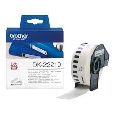 Label Tape BROTHER DK-22210