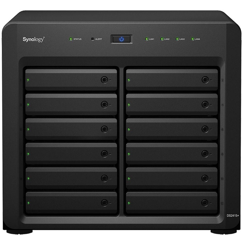 SYNOLOGY DiskStation [DS2415+]