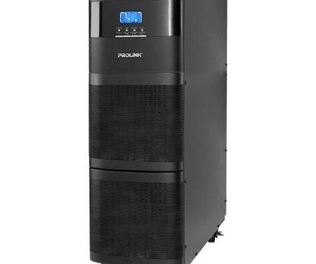 UPS Prolink PRO83330S/ L – Online UPS 30kVA/24kW 3P/3P Tower