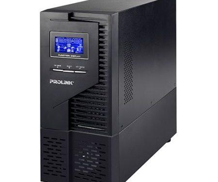 Prolink PRO902D S/L – 2000 VA (1P/1P) Dual UPS