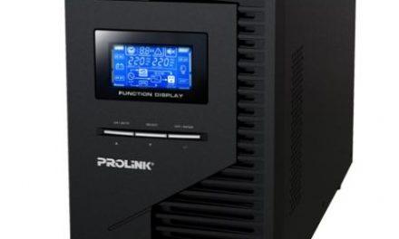 Prolink PRO903 (WS/WL) 3000 VA/2400 W 1P/1P – Tower