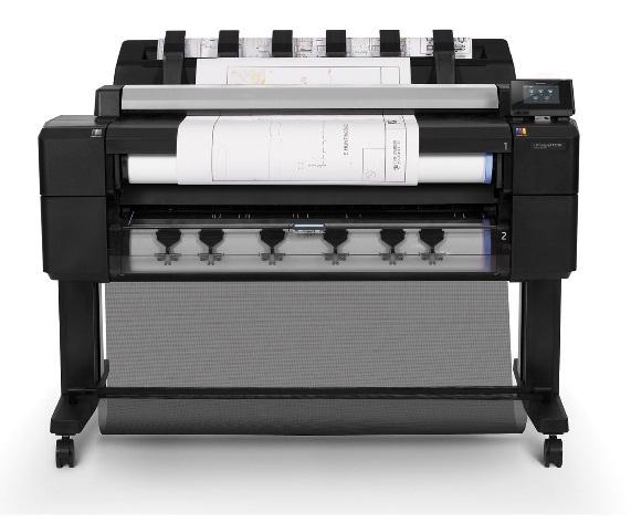 gambar HP DesignJet T2530