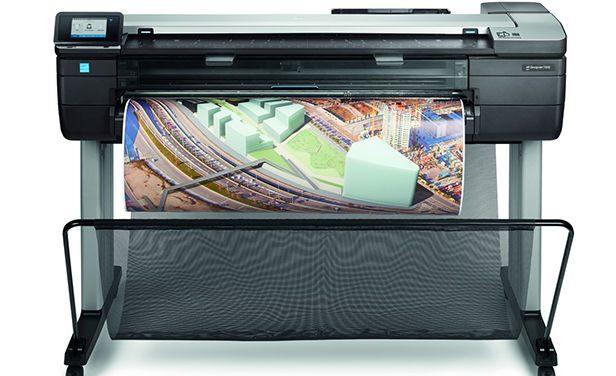 HP DesignJet T830 (F9A30A) – Printer Wide Format & Plotter