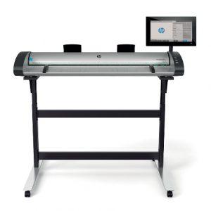 gambar HP SD Pro 44-in Scanner