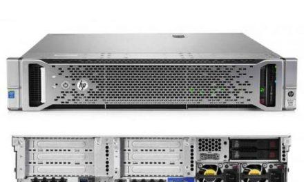 HPE ProLiant DL380 Gen9 Server – 845806-375