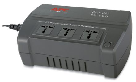 APC BACK-UPS ES 500VA 230V FOR ASE – BE500R-AS