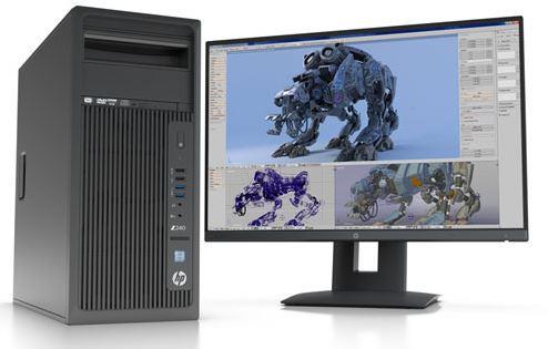 Gambar HP Z240 3FK49PA-BASEA1