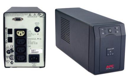 APC Smart-UPS SC 620VA 230V SC620I – Spesifikasi & Harga