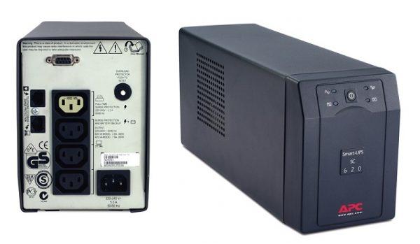 gambar UPS APC Smart-UPS SC 620VA 230V SC620I