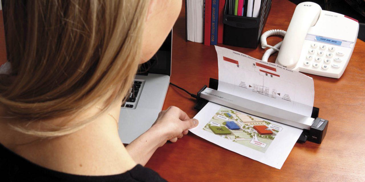 FUJITSU ScanSnap S1100i Image Scanner – Spesifikasi Dan Harga