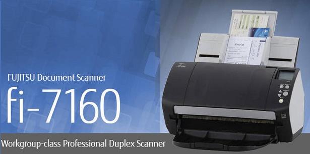 Scanner FUJITSU fi-7160 – Harga Promo