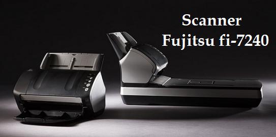 Scanner FUJITSU fi-7240 – Harga Promo