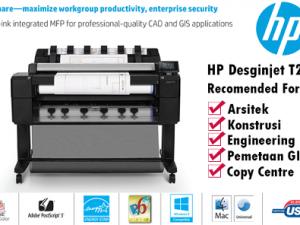 Gambar HP DesignJet T2530 Multifunction Printer