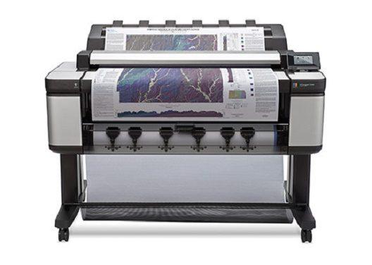 Jual HP Designjet t3500 – Printer Plotter murah