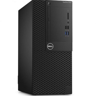 PC DELL OptiPlex 3050MT (i5-7500,4GB,1TB,DVDRW,DOS,3YR)