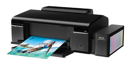 EPSON InkJet (L805) – Spesifikasi Dan Harga