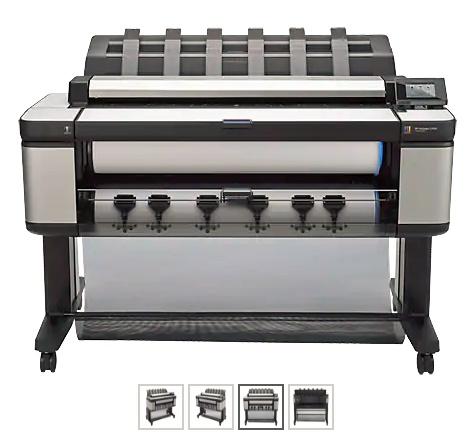 Printer Plotter HP Designjet T3500 E-MFP (B9E24A)