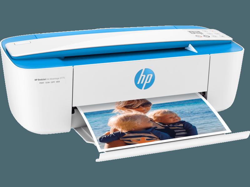 Jual HP DeskJet 3775 Ink Advantage All-in-One Printer