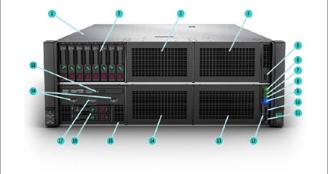 Hpe Proliant Dl580 Gen10 Server Harga Promo 081297263131