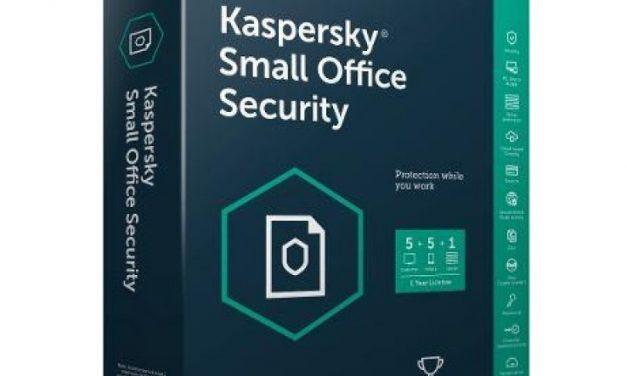 Jual Anti Virus Kaspersky Small Office Security (KSOS 5-20)