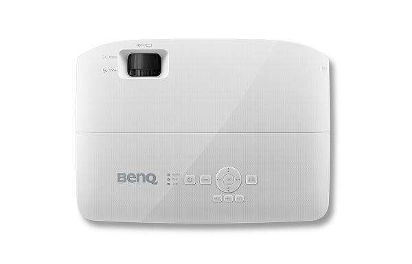 gamb ar Projector BENQ MW533 Sisi Atas