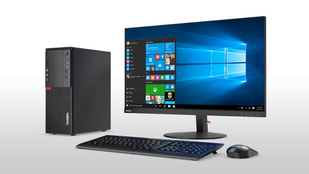 gambar ThinkCentre M710 Tower