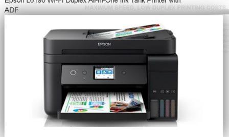 Epson l6190 spesifikasi Dan Harga Printer EPSON