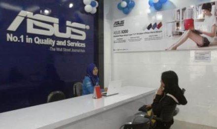 Informasi Garansi, Call Center & Service Center ASUS Jakarta